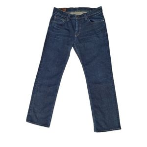 J. Brand Darren Straight Fit Canyon Jeans 32